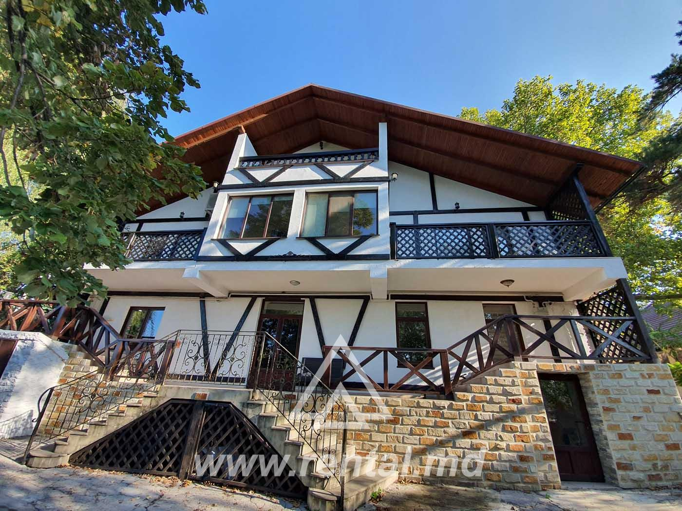 Chisinau house for rent