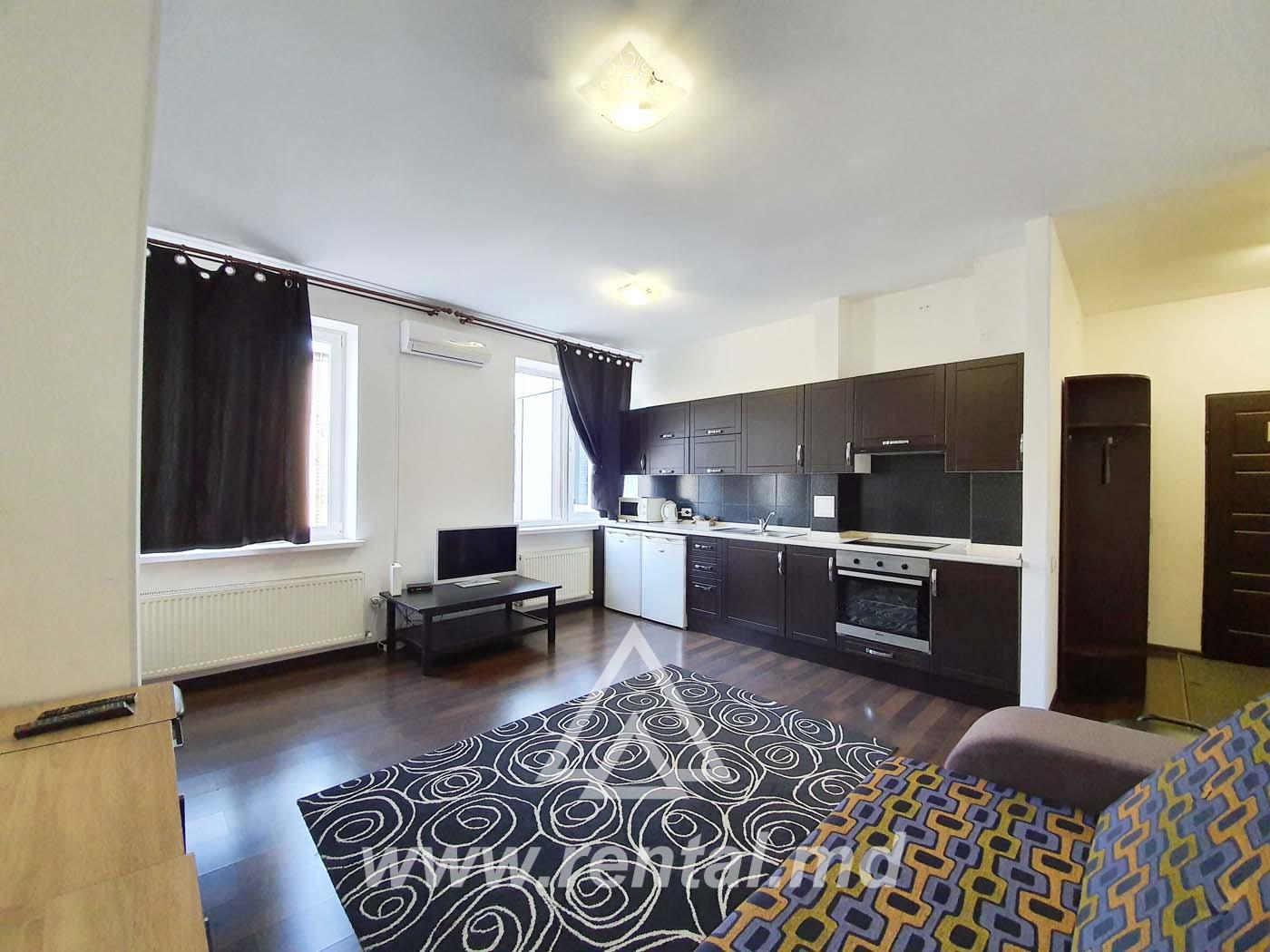 Apartment for daily rent centrally located