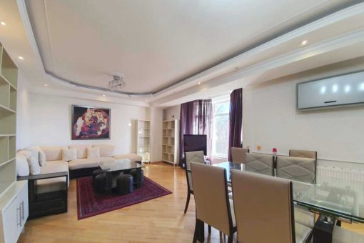 Chisinau apartment rental in a new house in the center