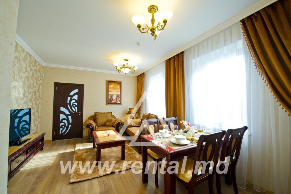 3 Rooms Apartment for Rent near Dendrarium Park