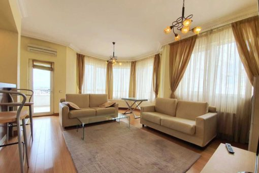 Apartment for rent in Crown Plaza Chisinau