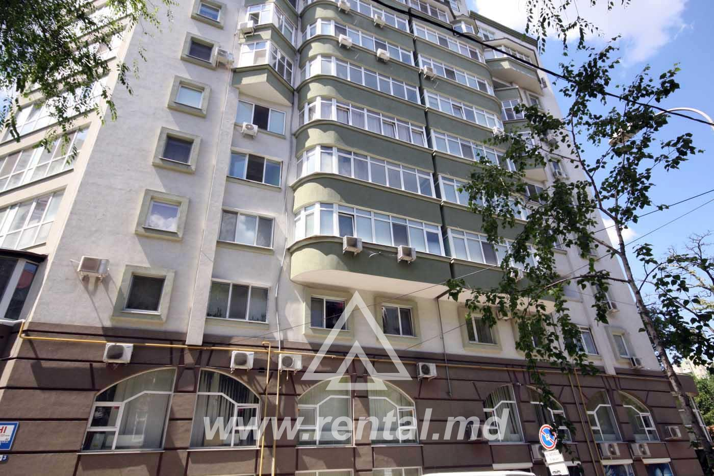 Apartment for daily rent with terrace