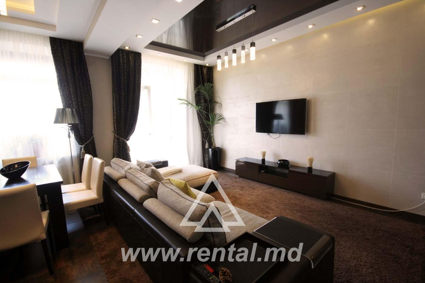 VIP Apartment for rent in Chisinau