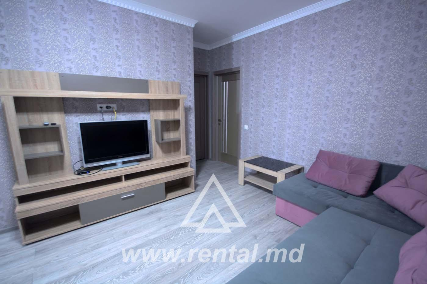 2 rooms apartment on Alba Iulia Street