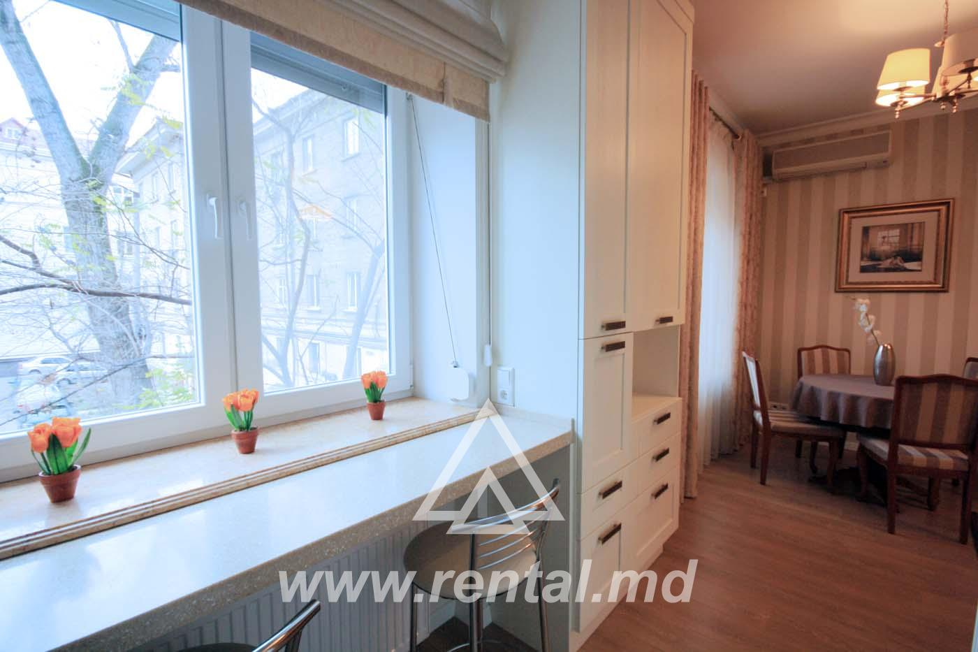 Apartment for rent in Chisinau near Sun City
