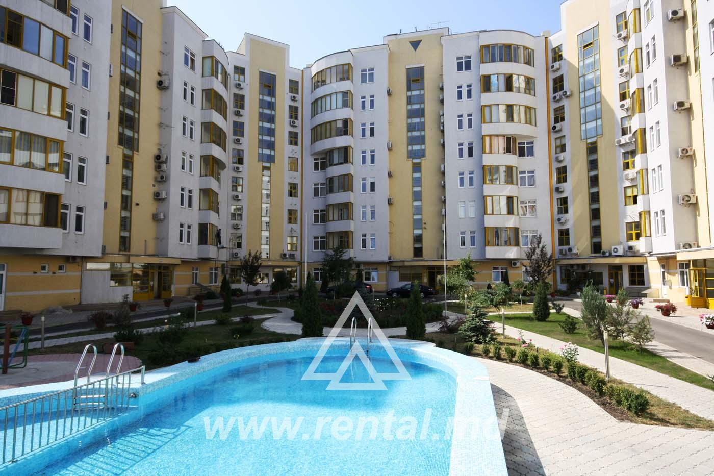 Apartment for rent in Lara city Chisinau