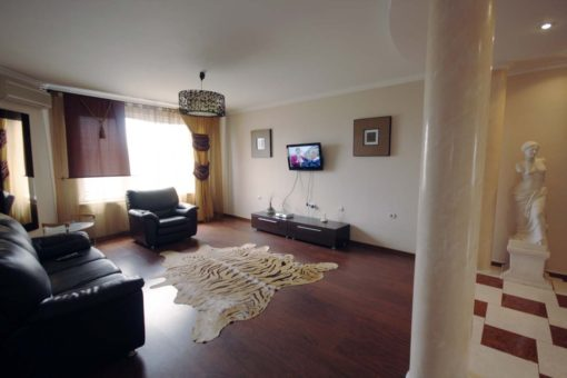 Apartment for rent in the Chisinau center