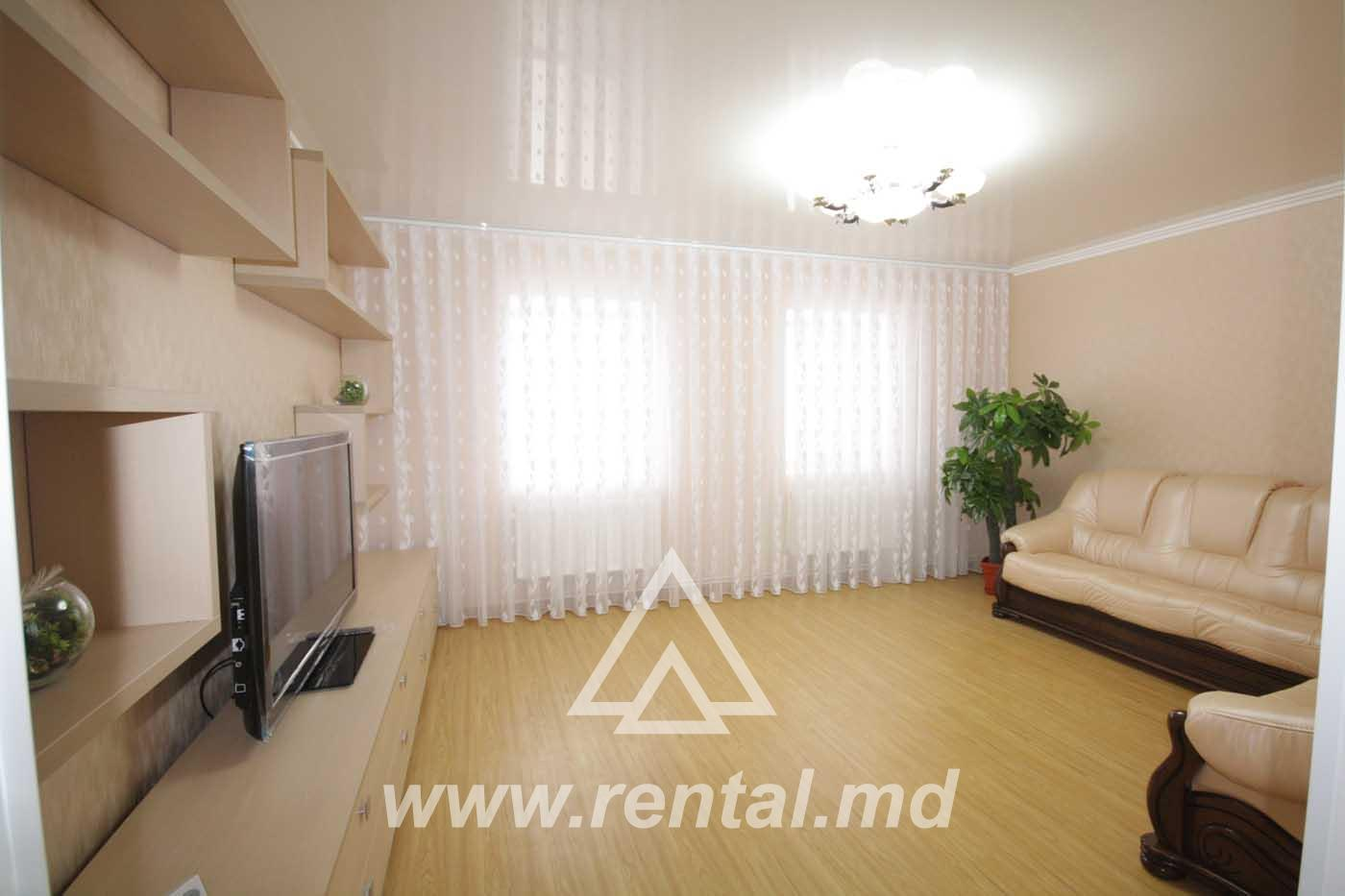 Residential house only for long term rent on Telecenter