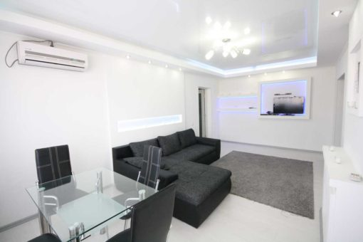 Bright apartment for short term rent on Pushkin Street
