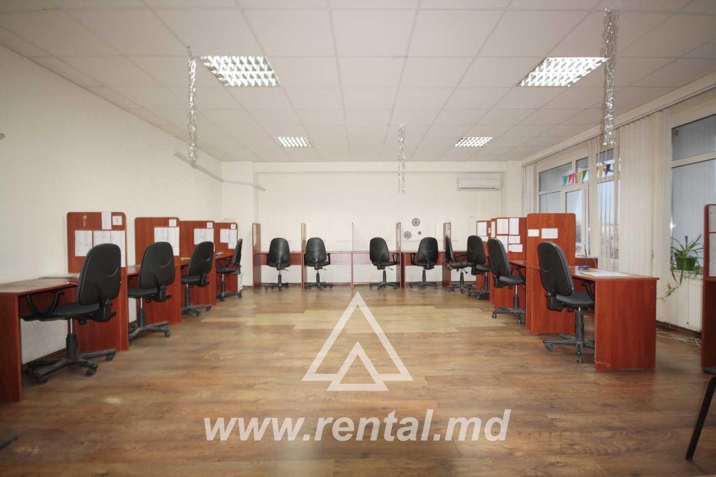 Offices for rent in the center of Chisinau