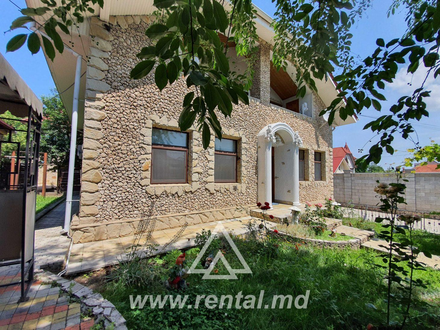 House for rent in Buiucani Chisinau