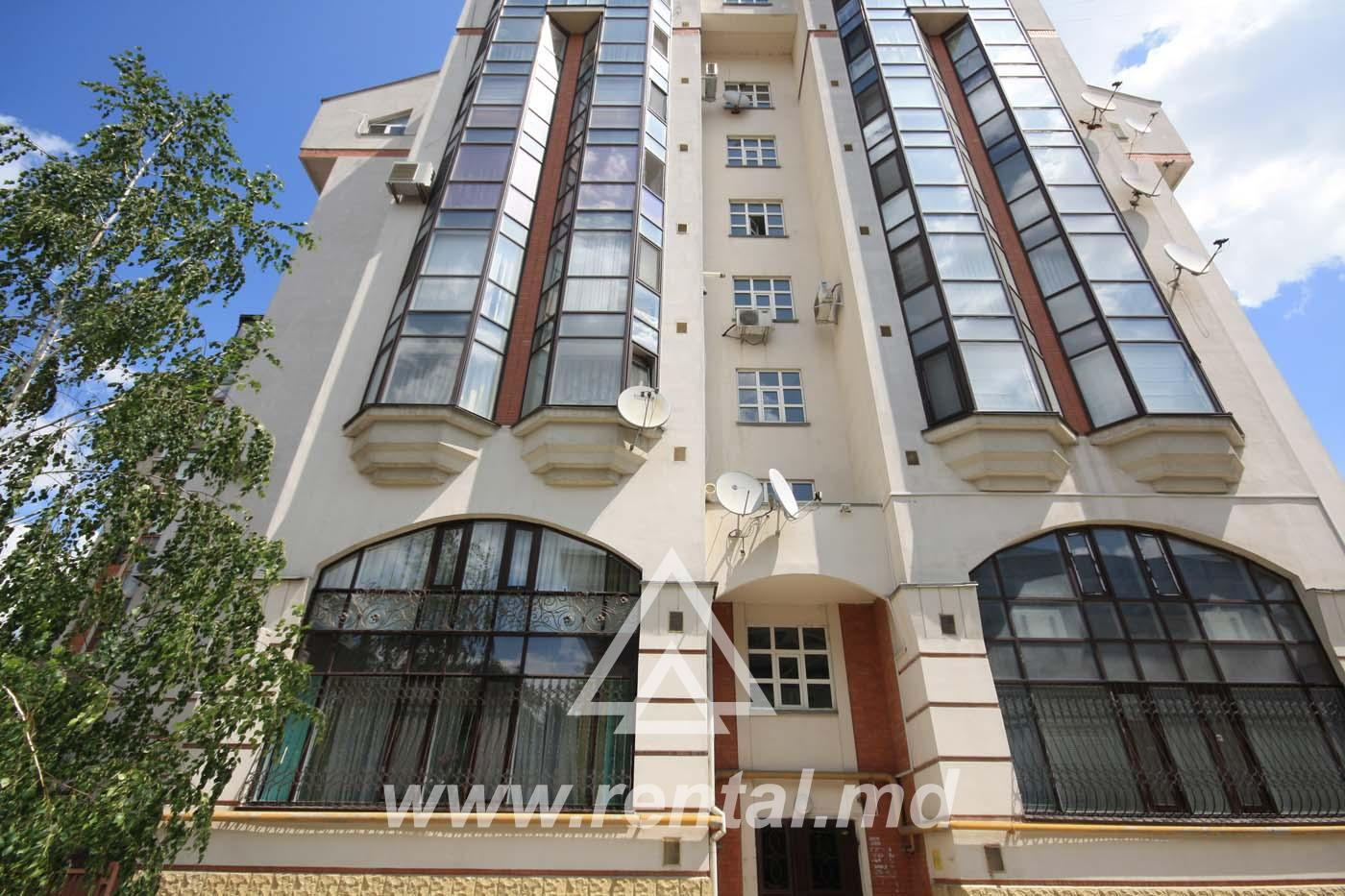3 rooms apartment for rent on Puskin Street