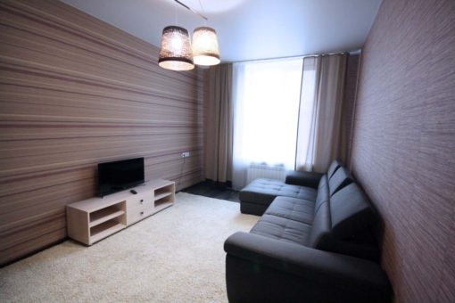 2 rooms apartment in Chisinau downtown
