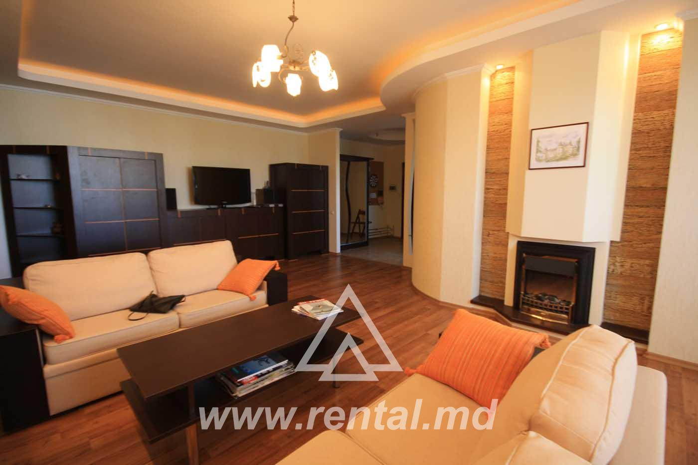 Modern apartment for rent near the city center