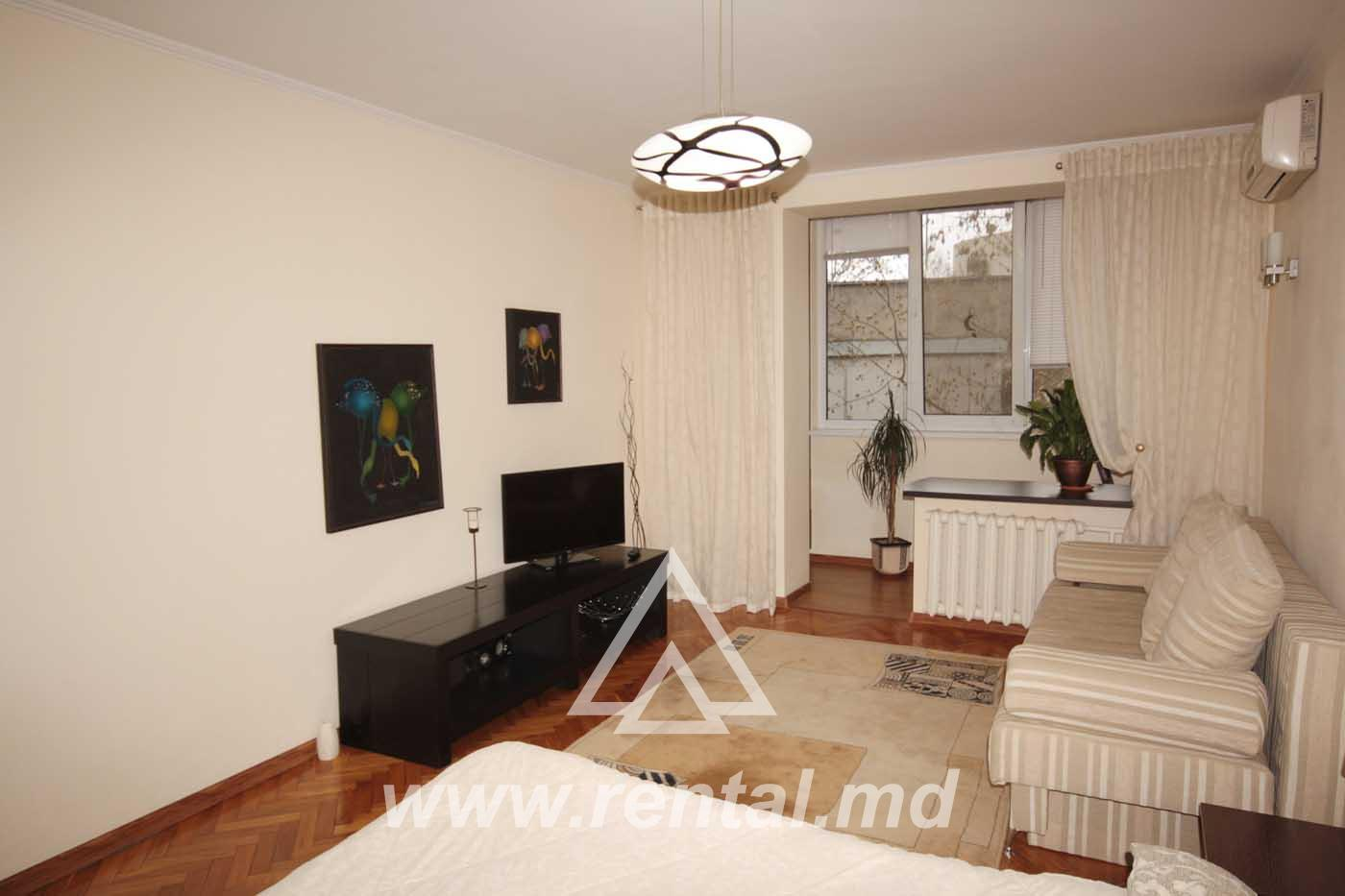 Apartment for daily rent on Armeneasca Street
