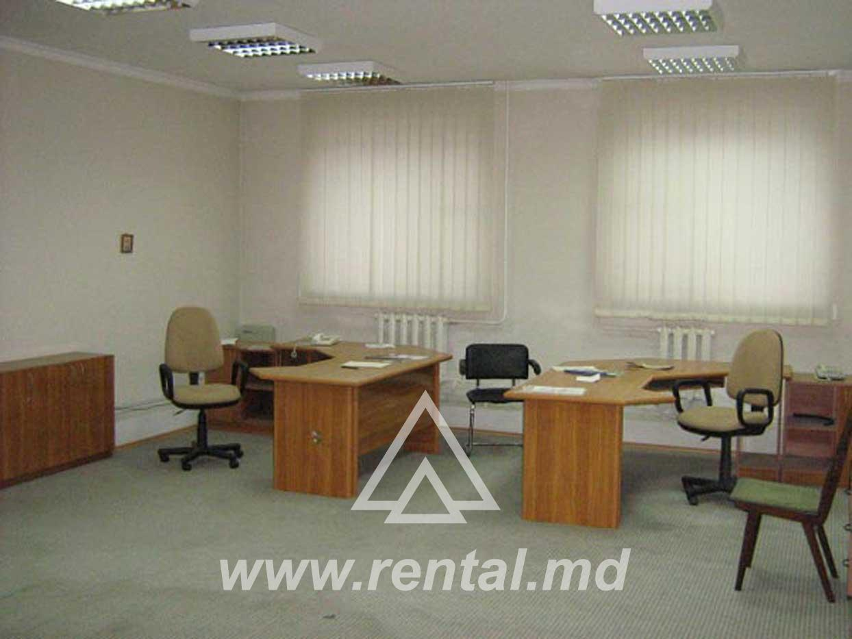 Big and cheap office for rent in Chisinau