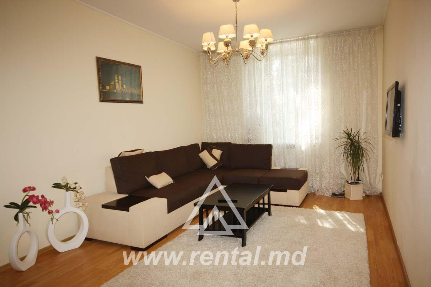 Rental apartment for short term rent