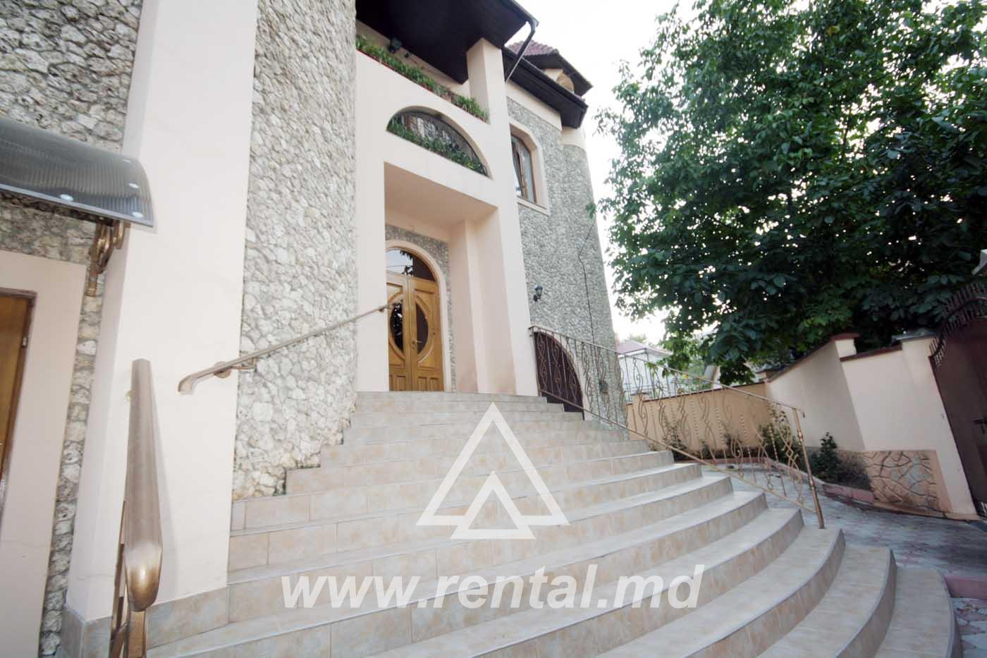 House for rent in Buicani Chisinau