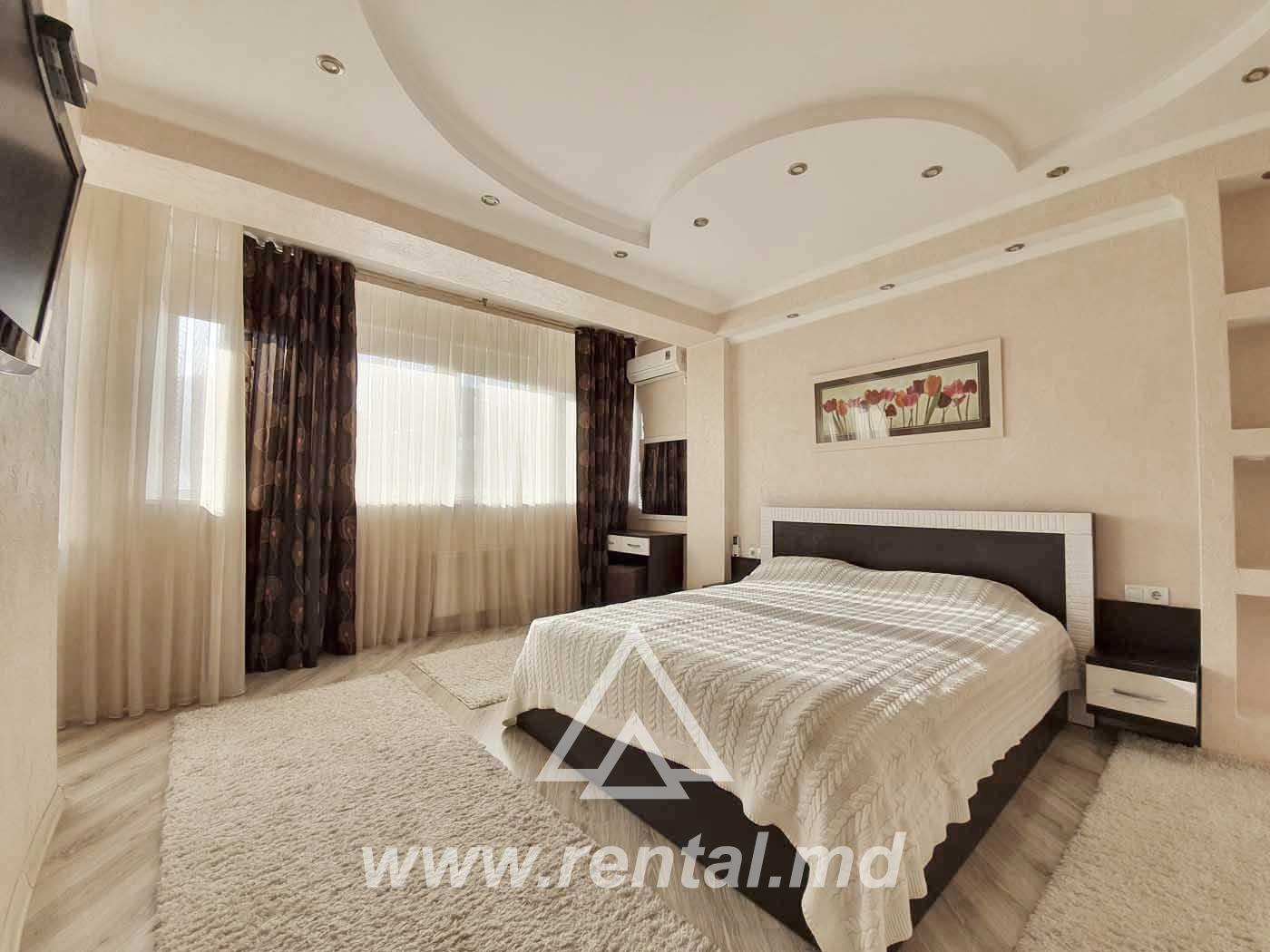 2 rooms Apartment for rent on L. Tolstoi Street