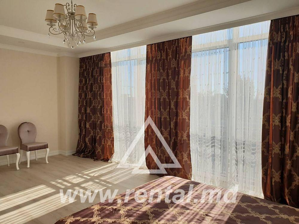 3 rooms apartment for rent in Bernardazzi street