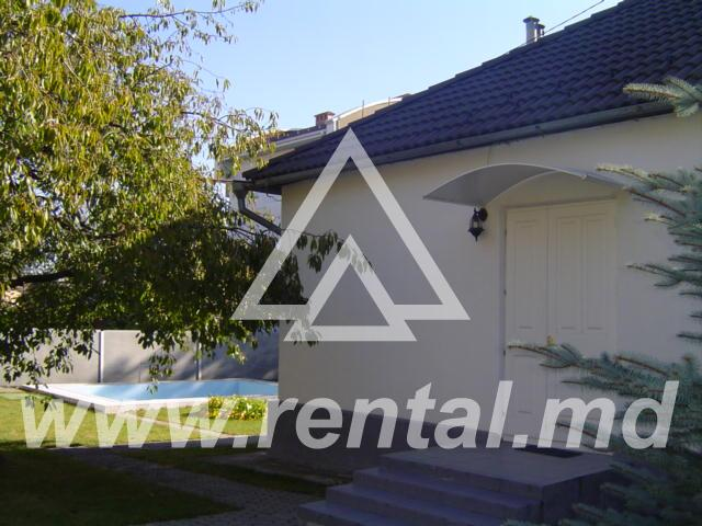 House for rent in the center of Telecenter (Chisinau)