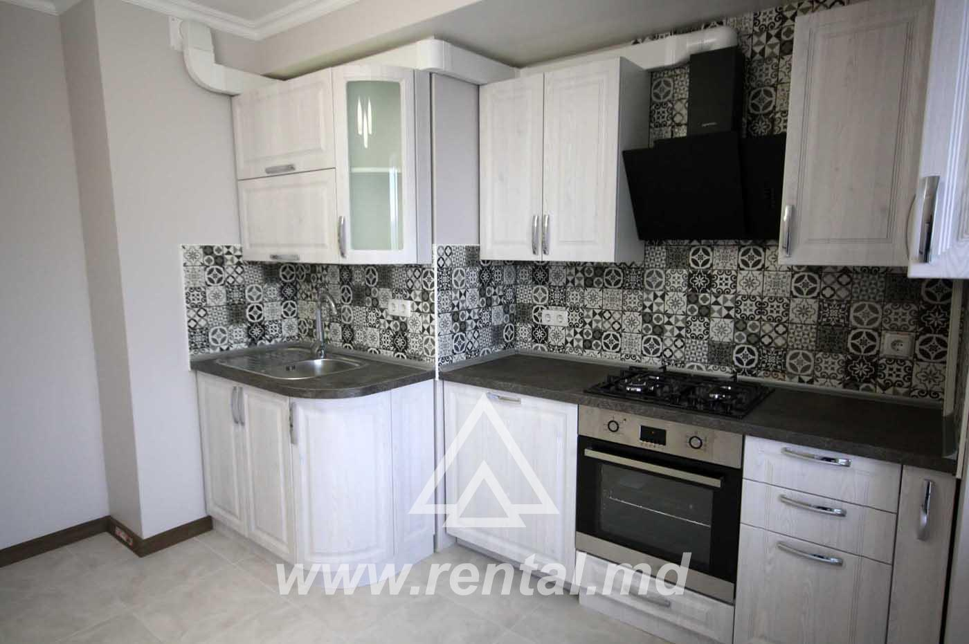 2 rooms apartment in the city Center