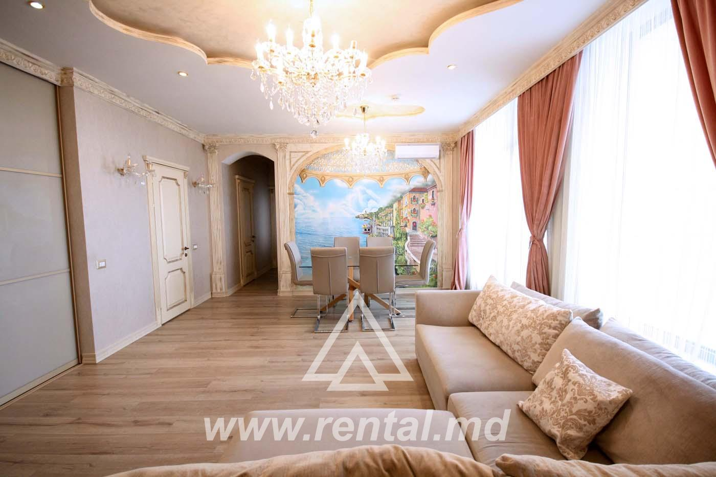VIP apartment in Crown Plaza Park for long term rent