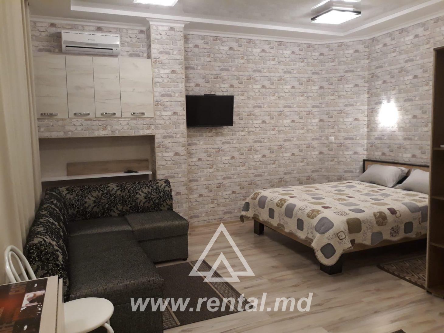 1 room apartment for rent in the city Center
