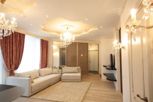 Cozy apartment for rent in Crown Plaza Park