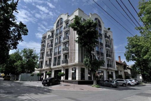 3 rooms apartment for rent in Center of Chisinau