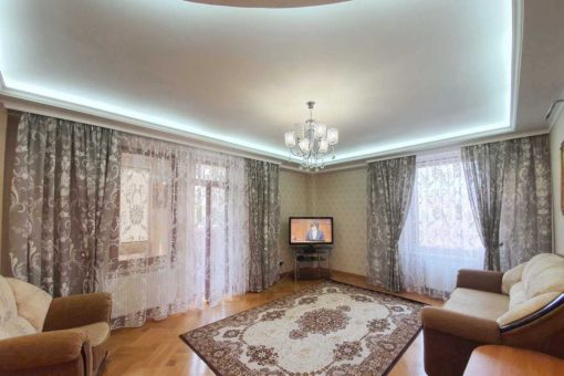 2 rooms apartment for long term rent in Chisinau