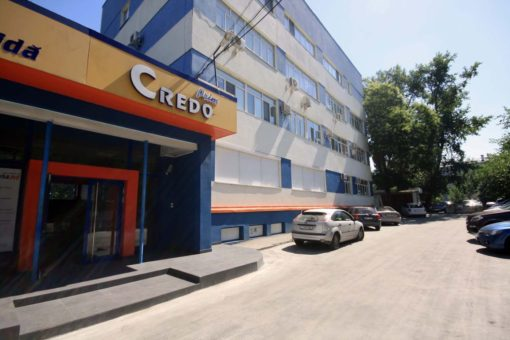 Office for rent on Stefan cel Mare Boulevard