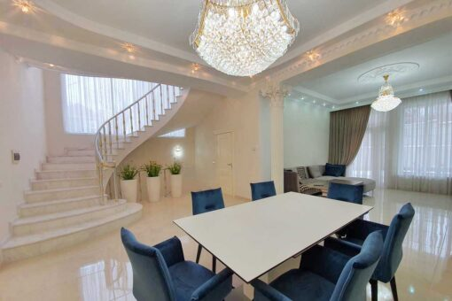 Chisinau VIP house in Telecenter for rent or sale