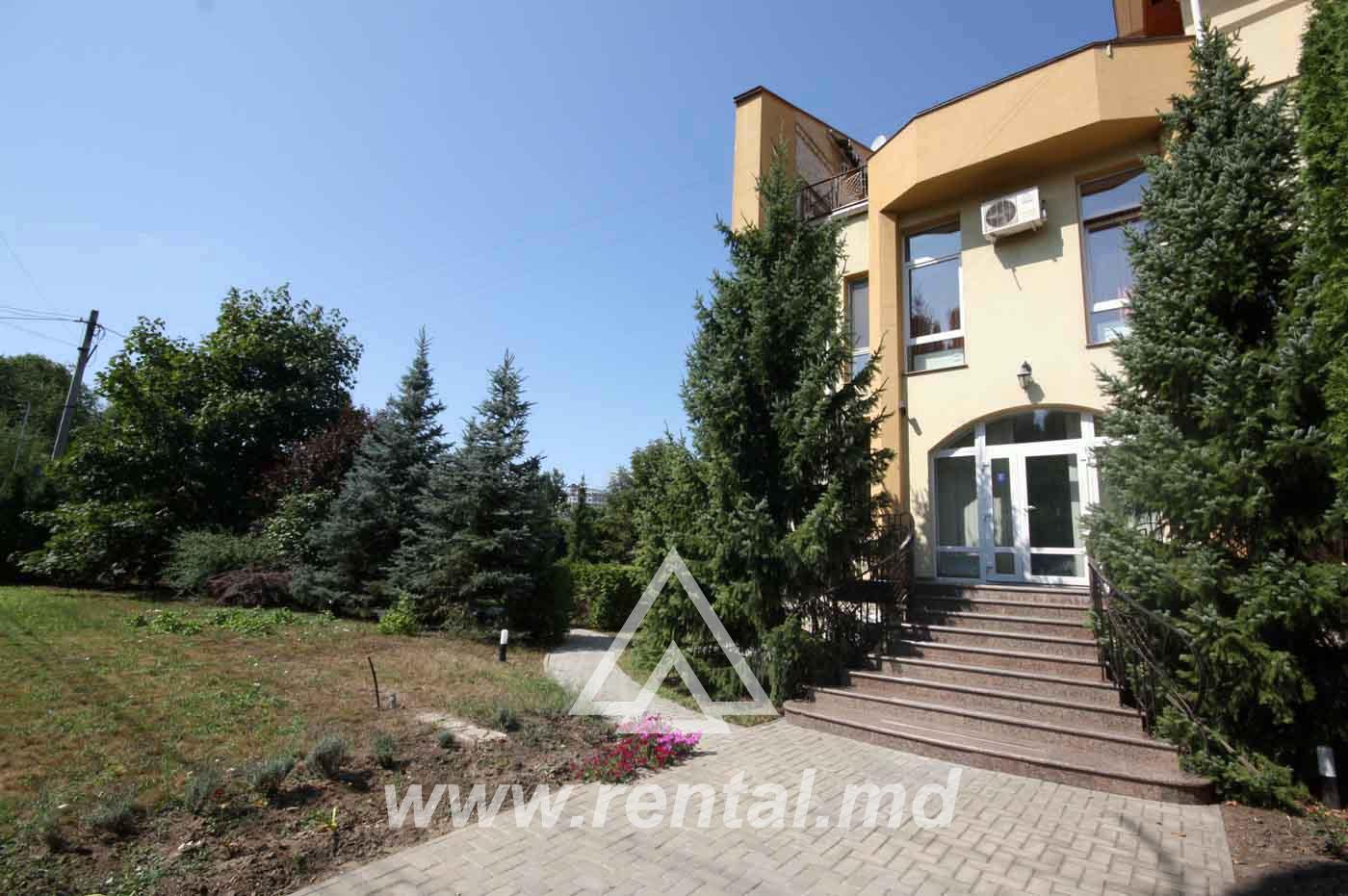 House for Residential or Office Rent in Chisinau