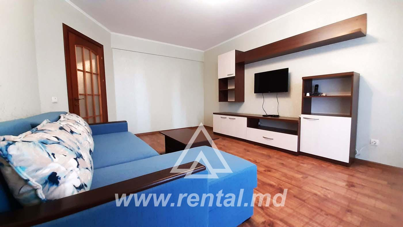 2 rooms apartment for rent near Valea Morilor Park