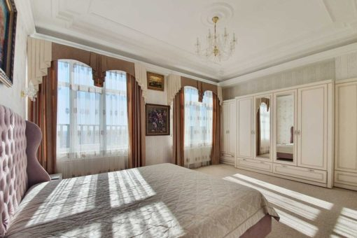 Apartment in Chisinau center with panoramic view