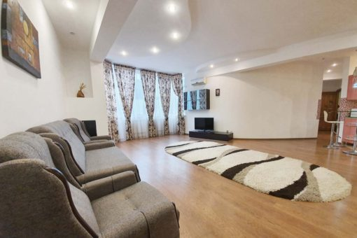 2 rooms apartment for rent in Chisinau next to Valea Morilor park