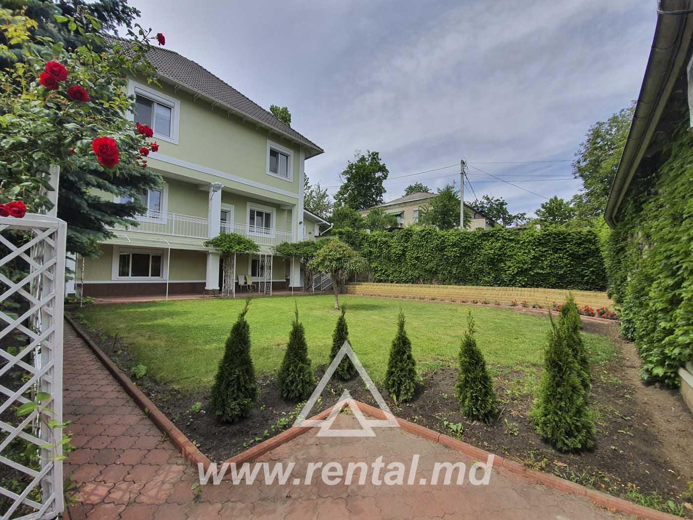 House for rent in Chisinau