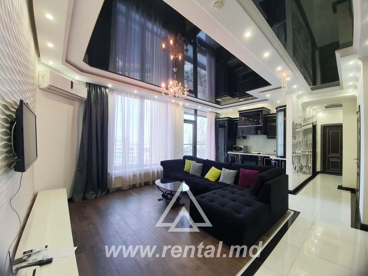 Stylish apartment for rent in Crown Plaza Park