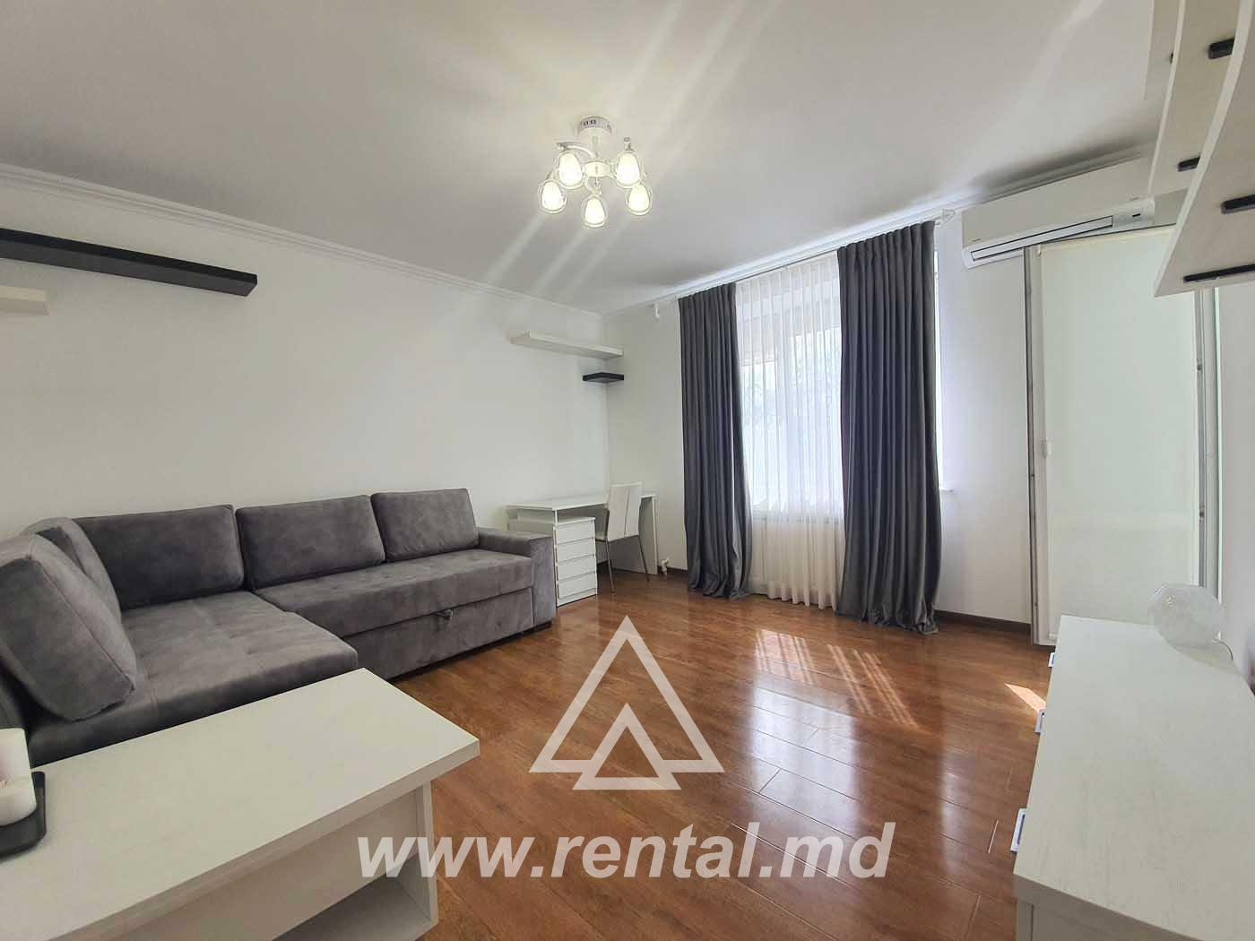 Centrally located apartment for rent