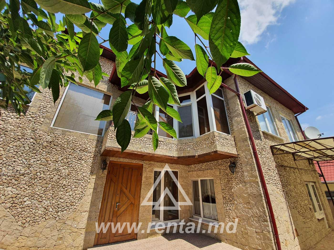 House for rent in Buiucani