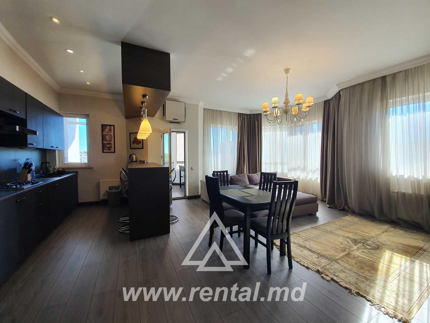 Long term rent apartment in Crown Plaza