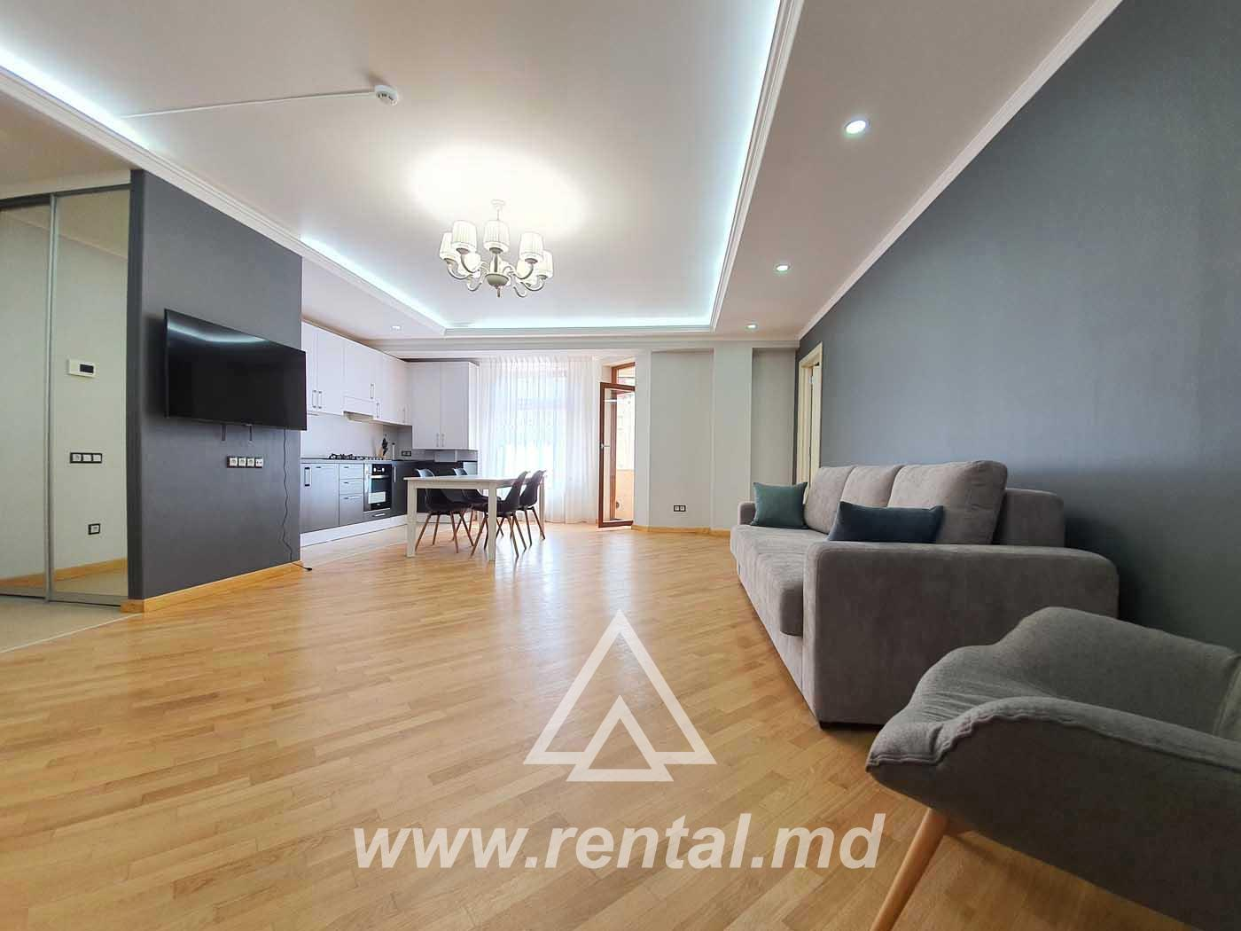 Apartment for rent in Chisinau center