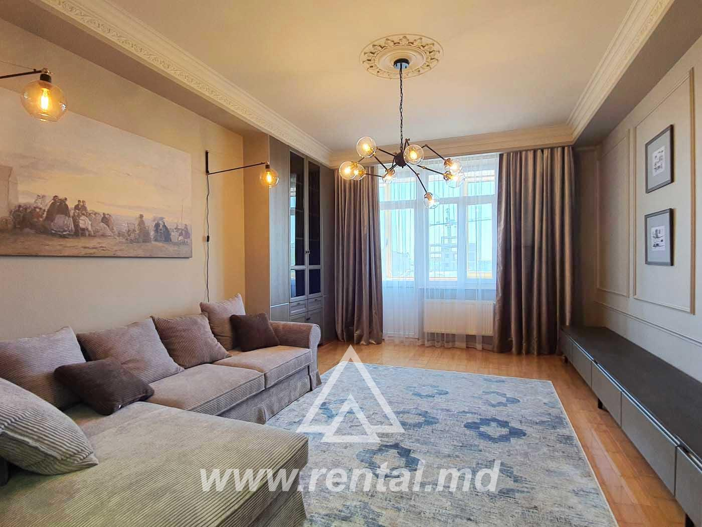 Rental apartment in Lara City