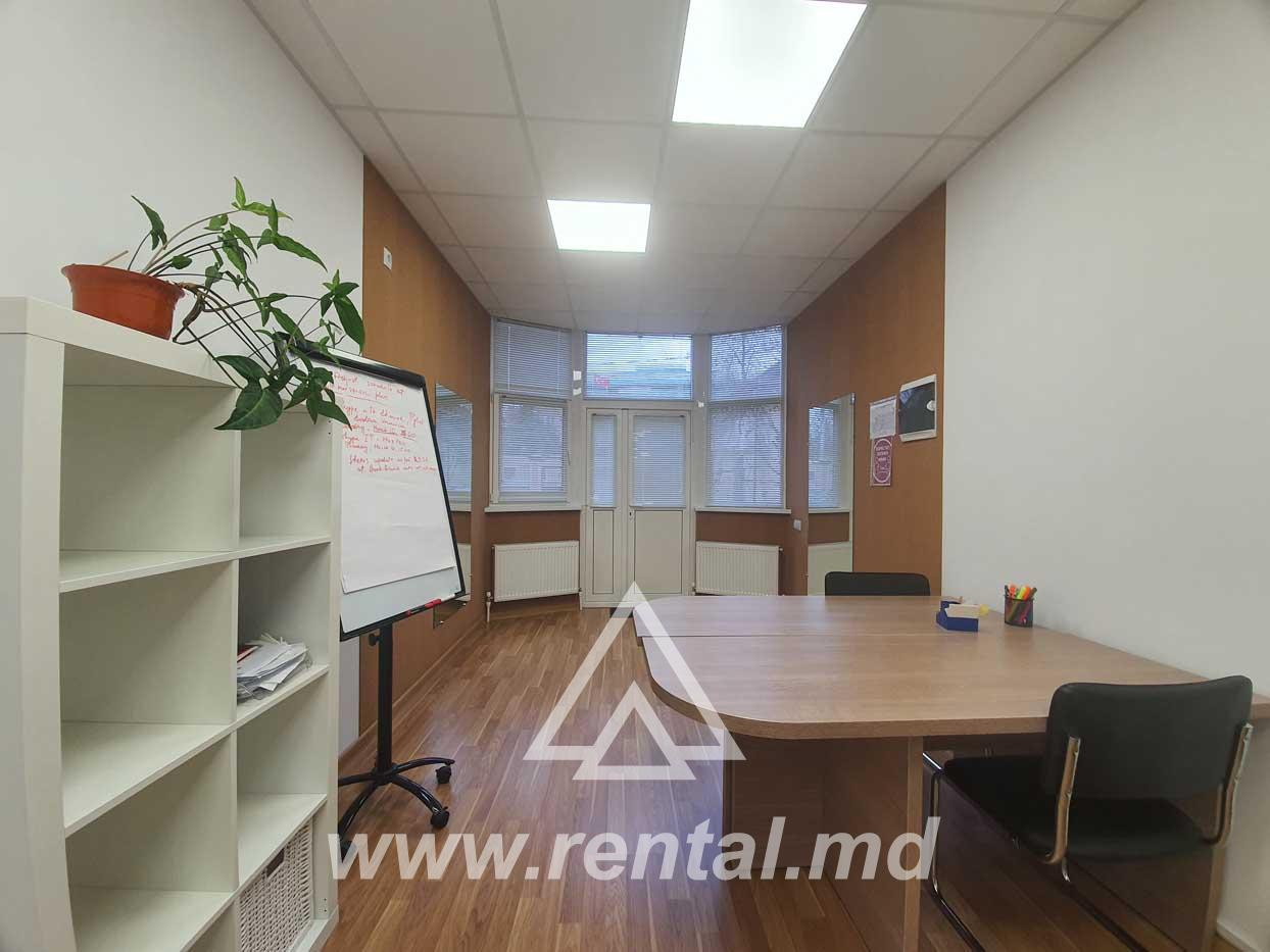 Office for rent in Chisinau on Mateevici street