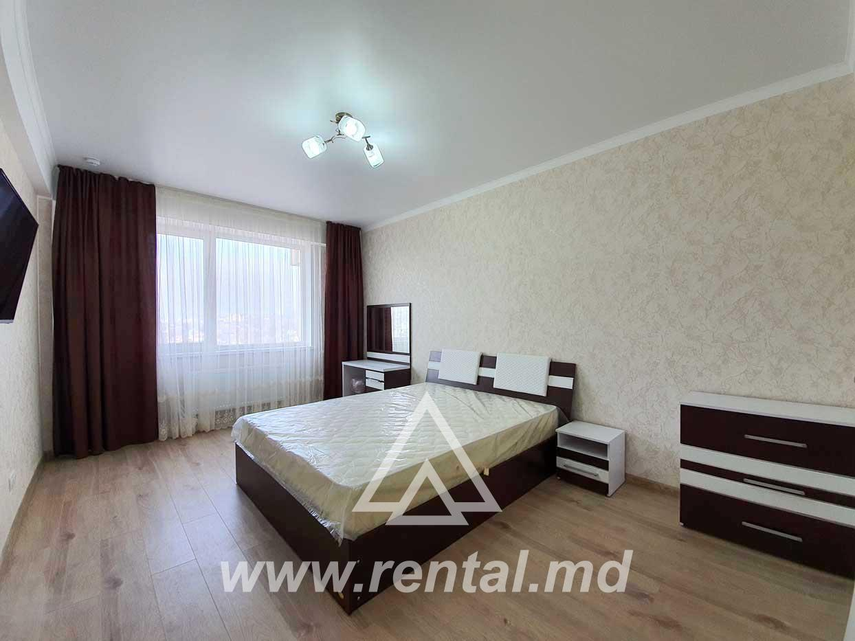 New apartment for rent in Buiucani