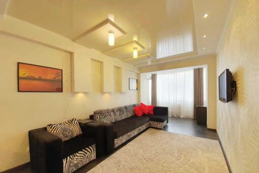 3 room apartment for rent in Buiucani