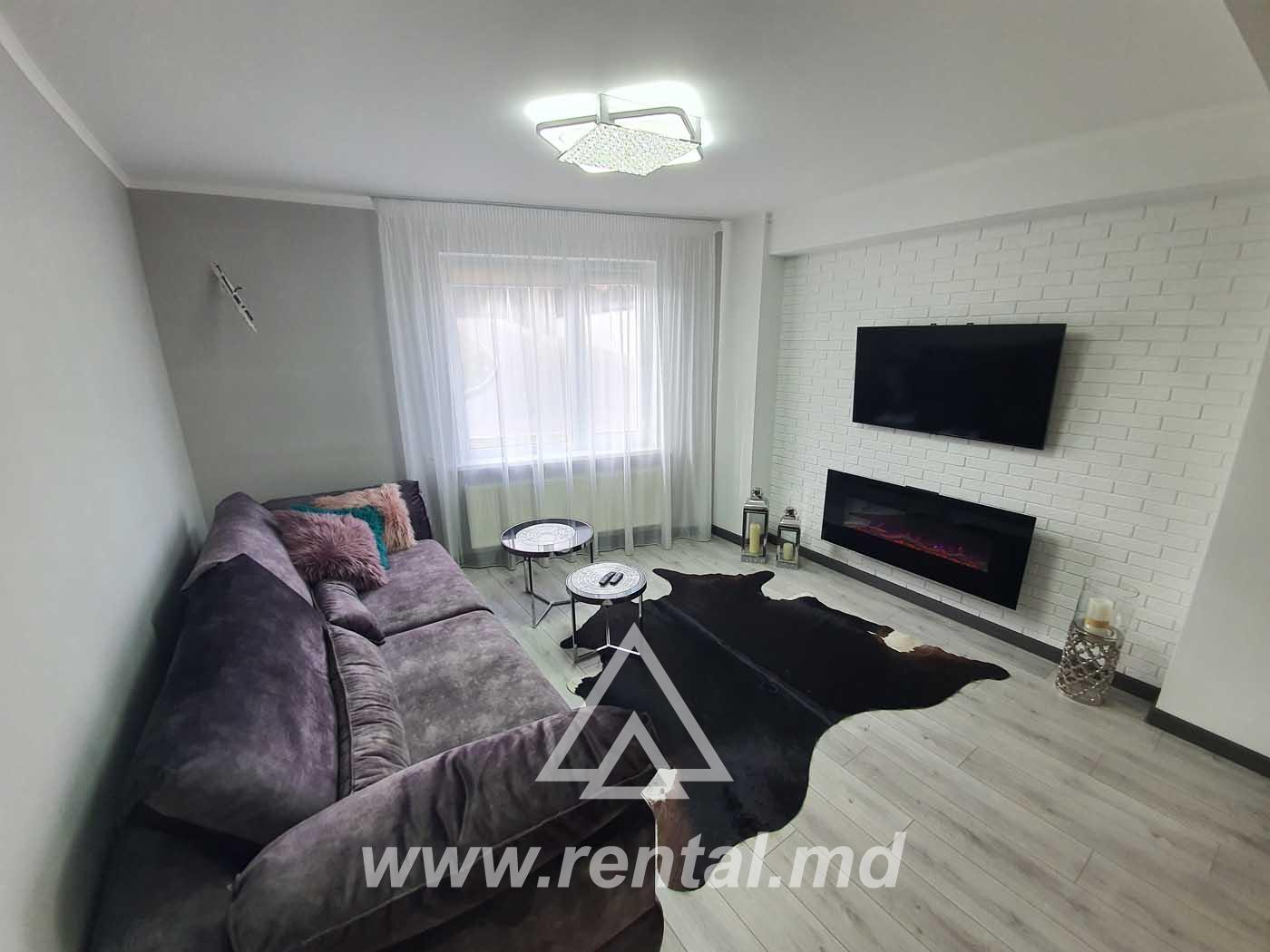 Apartment in a new building near the park and MallDova